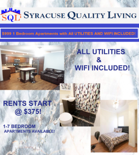 Syracuse Apartment