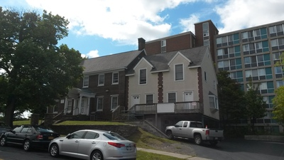 Syracuse Apartment